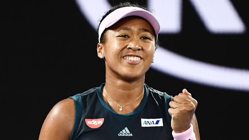 Martina Navratilova leads tributes to Australian Open champion 'Superstar' Naomi Osaka