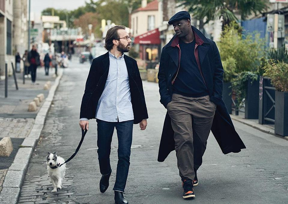 """Antoine Gouy and Omar Sy star in """"Lupin,"""" produced by Gaumont Television. - Credit: Emmanuel Guimier/Netflix"""