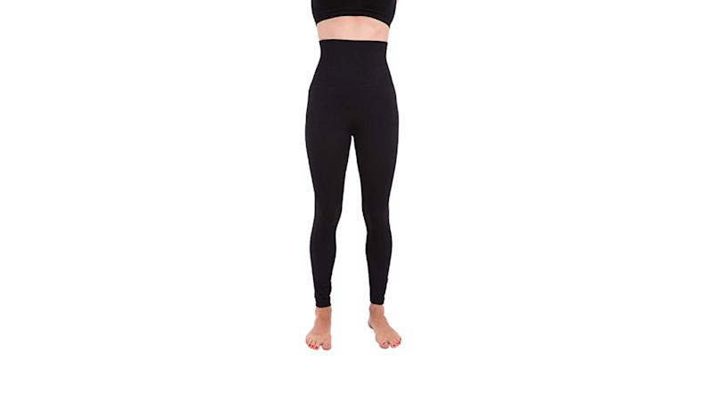Homma Premium Thick High Waist Tummy Compression Slimming Leggings. (Photo: Amazon)