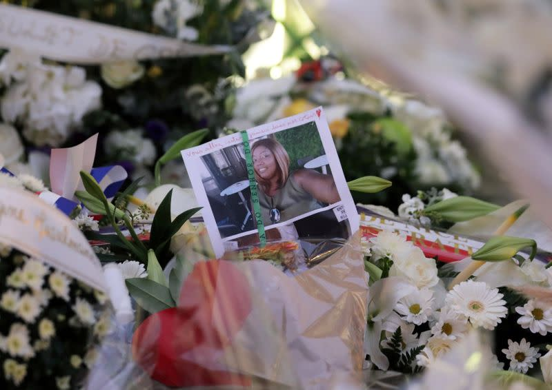 FILE PHOTO: Nice mourns after deadly knife attack