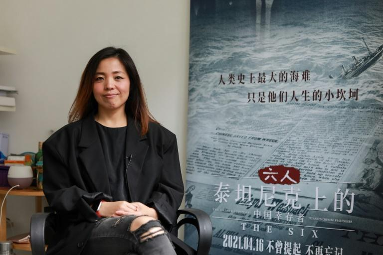 Luo Tong, producer of 'The Six', which has earned glowing reviews in China