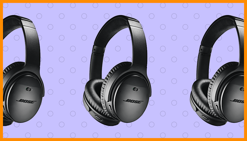 The best Black Friday deals on headphones are happening right now at Walmart. (Photo: Walmart)
