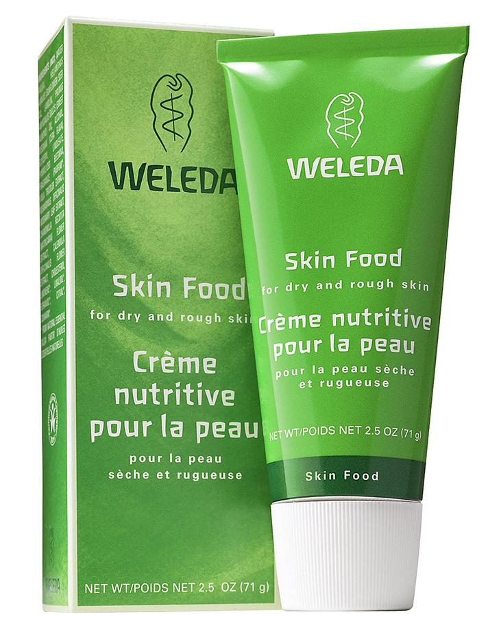 weleda skin food The Cheap Moisturizer This Victoria's Secret Model Swears by for Glowing Skin
