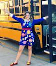 """<p>Be honest: We all wanted Ms. Frizzle to be our teacher, and any time our real-life teacher would roll out the TV on a school day, we prayed we were about to watch an episode of <em>The Magic School Bus</em>. Relive the fun with this funky (and easy!) costume. </p><p><em><a href=""""http://maniacsinthemiddle.com/ms-frizzle-costume/"""" rel=""""nofollow noopener"""" target=""""_blank"""" data-ylk=""""slk:Get the tutorial at Maniacs in the Middle >>"""" class=""""link rapid-noclick-resp"""">Get the tutorial at Maniacs in the Middle >></a></em></p>"""