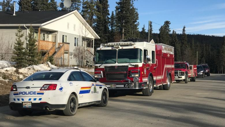 RCMP investigating 'sudden death' in Whitehorse's McIntyre subdivision