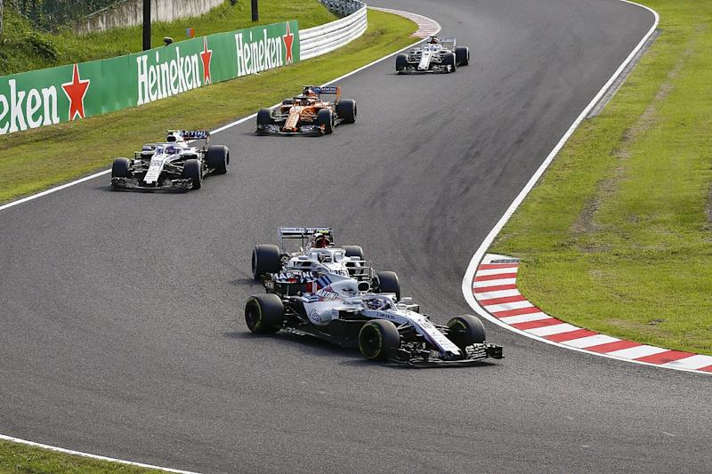 F1 abandons points system change for 2019