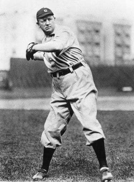 """<p><strong>September 22, 1911</strong>: Cy Young wins the 511th and final game of his extraordinary pitching career, which began in 1890. Many baseball records are likely to be broken someday, but Young's, for most career victories, will last forever. Year after year, Young started more than 40 games, while today's pitchers rarely start much over 30. Then he would almost always pitch a complete game, gaining either a win or loss nearly every time out. (His seasons boasted records like 27-22, 36-12, and 33-10.) """"A pitcher today could average 20 wins a year for 25 years,"""" says Wallace, """"and still have to find 12 extra wins to break the record.""""<br> </p>"""
