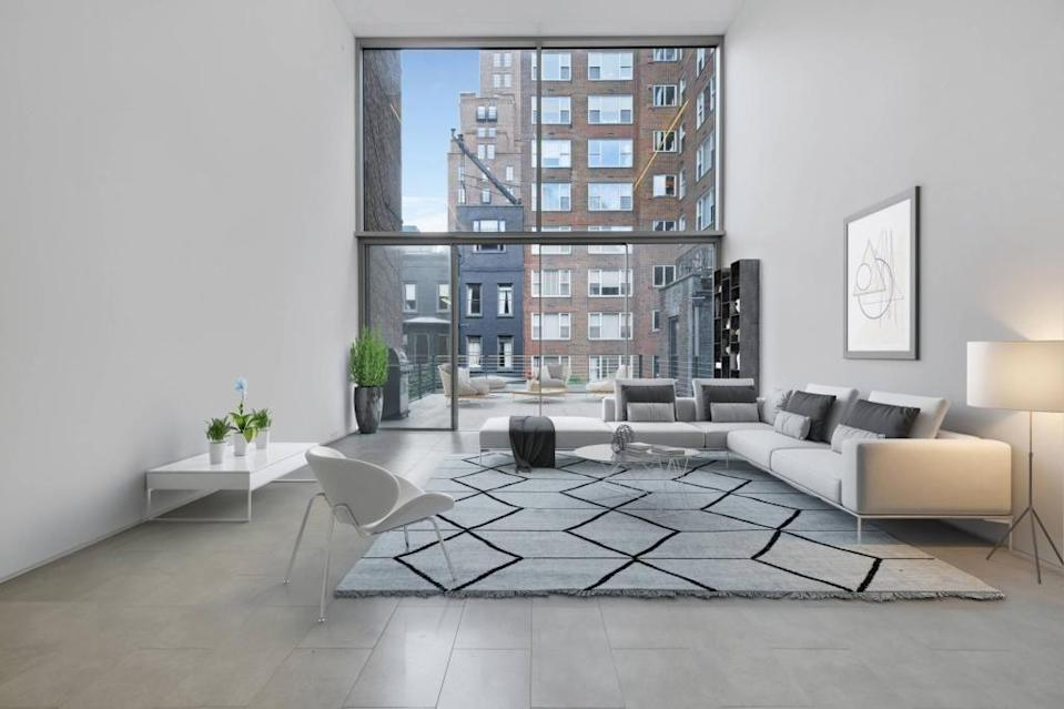 """<p>Scooping the top spot is this luxurious townhouse in the heart of New York City. It might have six bedrooms, city views, a hot tub, air conditioning, terrace and a concierge service, but it will cost you a whopping $50,000,000 (£42 million) to buy. Why not take a tour...</p><p>This property is currently on the market for $50,000,000 with Sphere Estates, London, via <a href=""""https://www.rightmove.co.uk/properties/99953027#/"""" rel=""""nofollow noopener"""" target=""""_blank"""" data-ylk=""""slk:Rightmove"""" class=""""link rapid-noclick-resp"""">Rightmove</a>. </p>"""