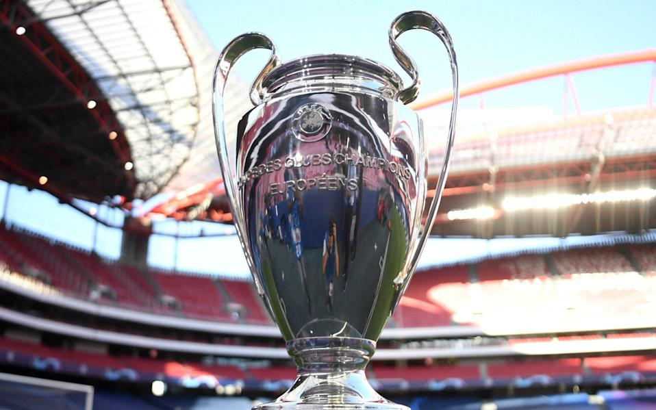 The Champions League final has a new home - AP
