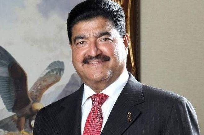 UAE-based Indian businessman BR Shetty