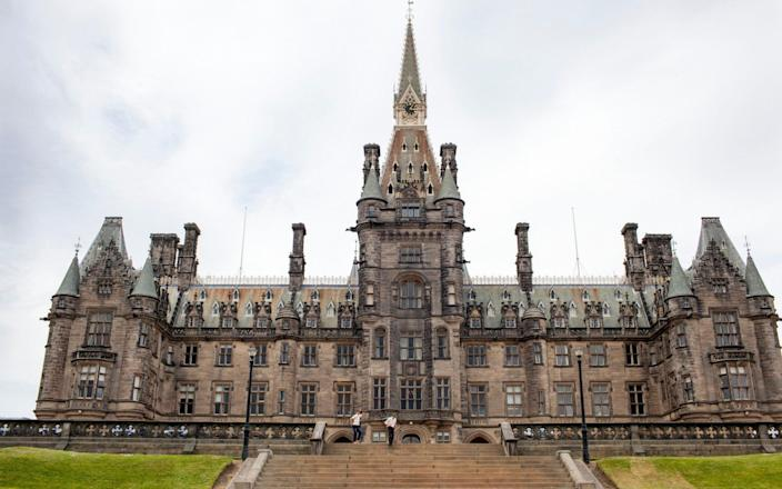 Fettes College in Edinburgh - Getty Images Europe
