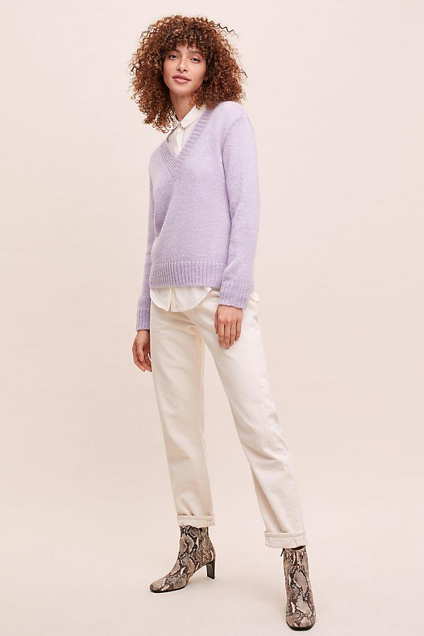Dora V-Neck Jumper