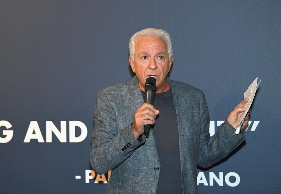 Paul Marciano denies Kate Upton's allegations. (Photo: Emma McIntyre via Getty Images)