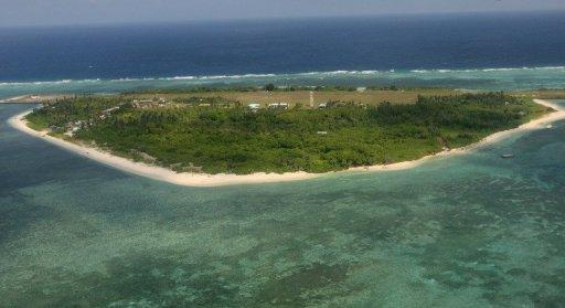 The mineral-rich Spratlys are among the islands in dispute