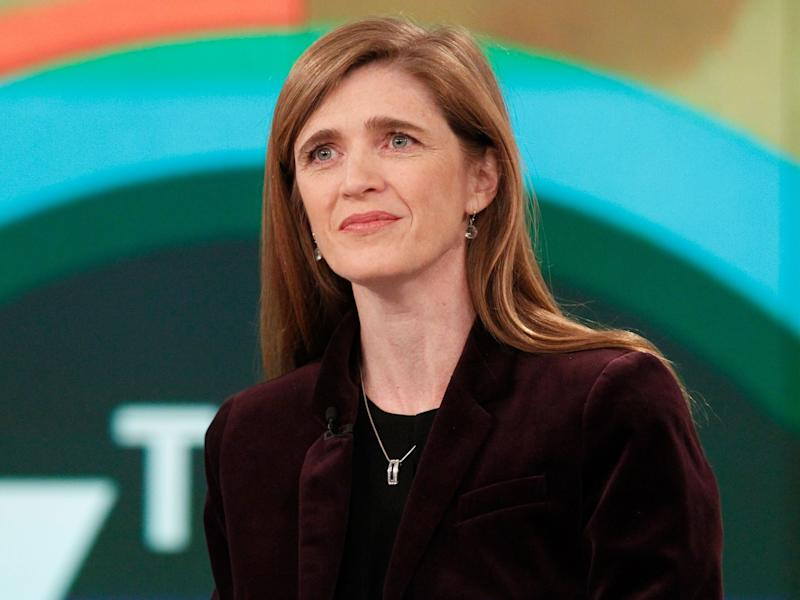 How to Not Give Up on Activism, According to Obama-Era Ambassador Samantha Power