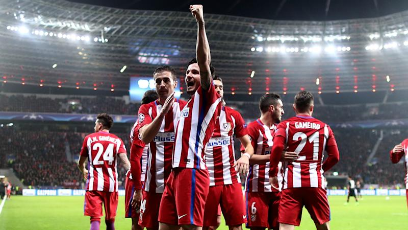 Atletico Madrid Champions League