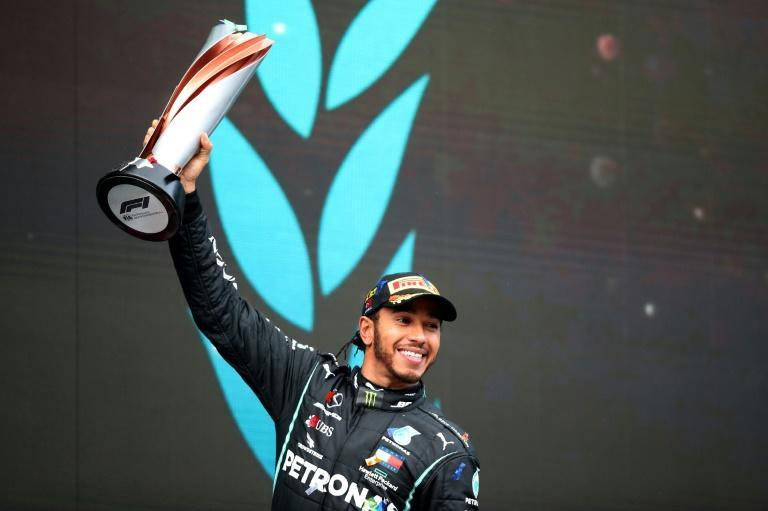 Lewis Hamilton has won seven world titles, including the last four