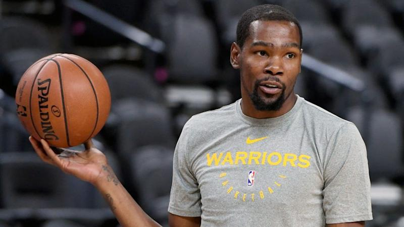 b8082c94e90 Report  Warriors bracing for Kevin Durant to leave next summer