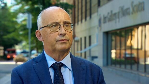 Nova Scotia NDP Leader Gary Burrill says new information on the province's sick leave program shows the government can afford to make it more generous and permanent. (CBC - image credit)