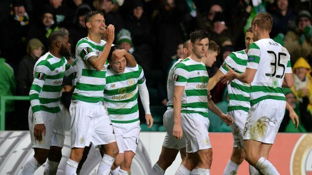 <p>First-leg win gives Celtic 'a wonderful opportunity', says Rodgers</p>