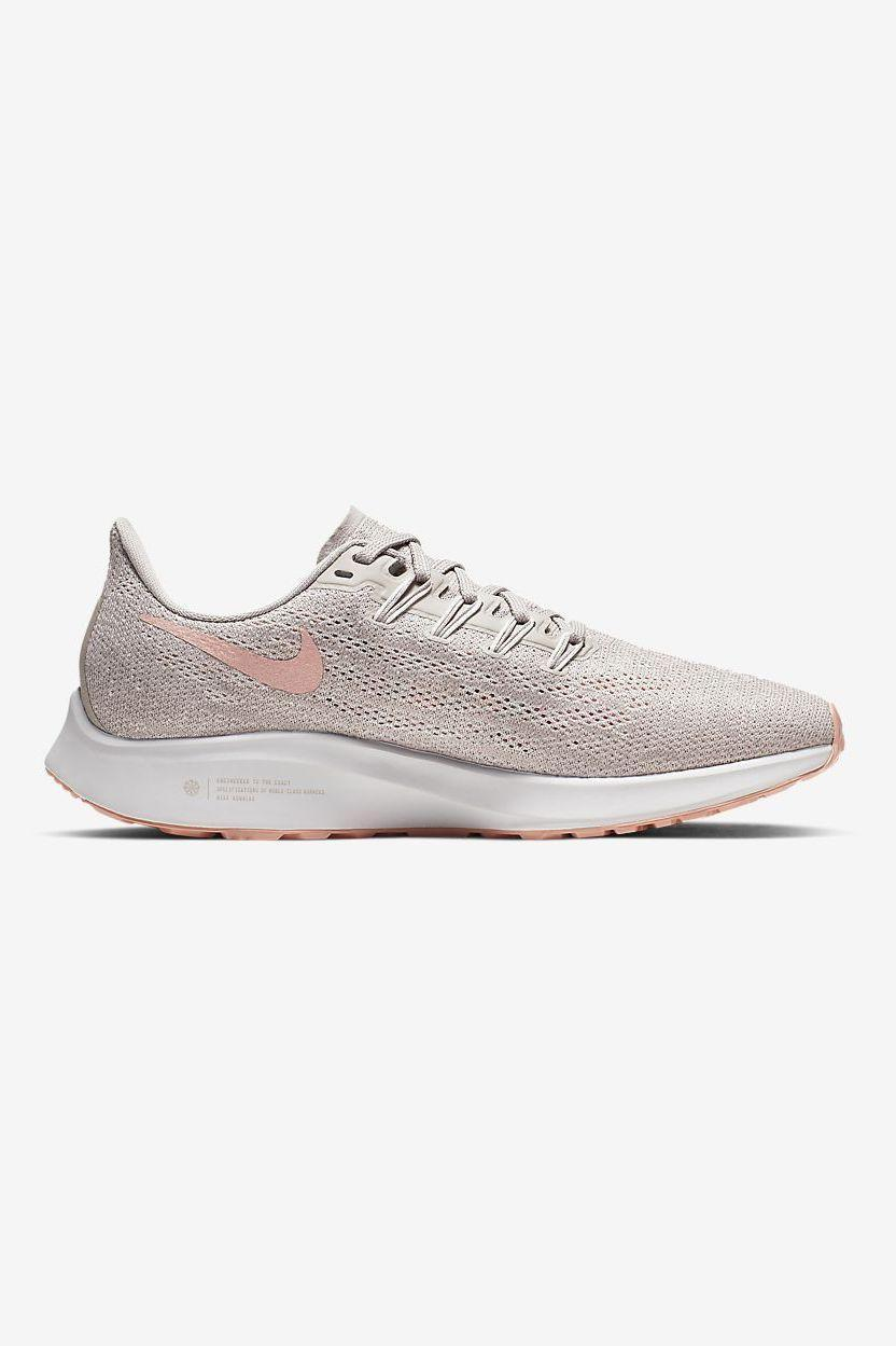 """<p><strong>Nike</strong></p><p>nike.com</p><p><a href=""""https://go.redirectingat.com?id=74968X1596630&url=https%3A%2F%2Fwww.nike.com%2Ft%2Fair-zoom-pegasus-36-womens-running-shoe-ksw5Hx&sref=https%3A%2F%2Fwww.marieclaire.com%2Ffashion%2Fg33011642%2Fnike-sale-june-2020%2F"""" rel=""""nofollow noopener"""" target=""""_blank"""" data-ylk=""""slk:SHOP IT"""" class=""""link rapid-noclick-resp"""">SHOP IT </a></p><p><del>$120</del><strong><br>$105.97</strong></p><p>Nike's beloved Pegasus sneakers are decked out with an Air Zoom unit and react foam for optimal comfort. </p>"""