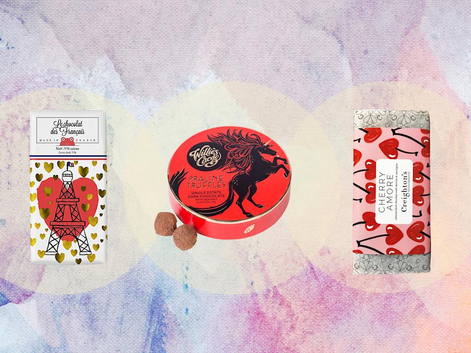 When putting our chocolate to the test, we were on the lookout for ethical brands using natural ingredients and minimal packaging (The Independent/iStock)