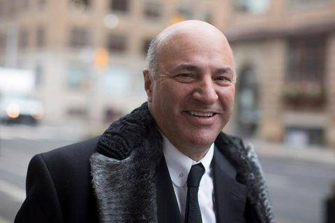 Kevin O'Leary Praises Keith Richards' New Book