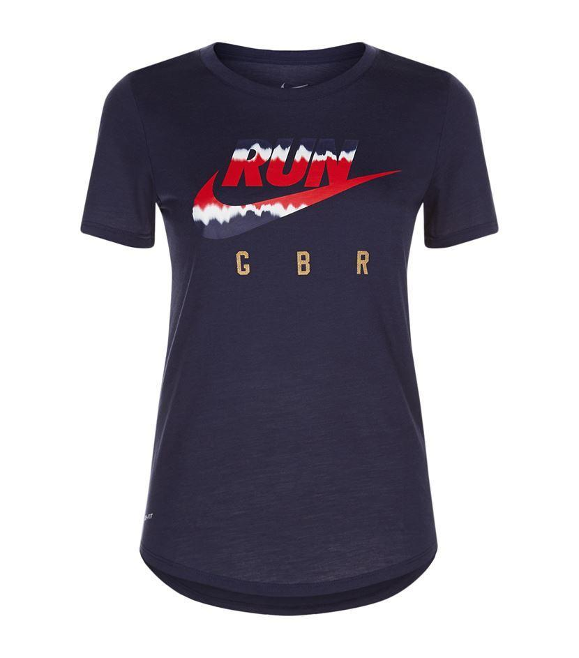 "<p><b>Nike Run Brit Flag T-Shirt </b></p><p><i><a href=""http://www.harrods.com/product/run-brit-flag-t-shirt/nike/000000000005334814#"" rel=""nofollow noopener"" target=""_blank"" data-ylk=""slk:Harrods, £32.95"" class=""link rapid-noclick-resp"">Harrods, £32.95</a></i></p>"