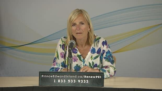 Chief Public Health Officer Dr. Heather Morrison said 'it is not surprising that P.E.I. has reported its first hospitalization' given COVID-19 outbreaks throughout Canada.