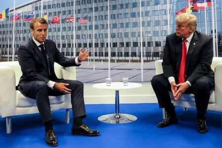 FILE PHOTO -  NATO Alliance Summit in Brussels