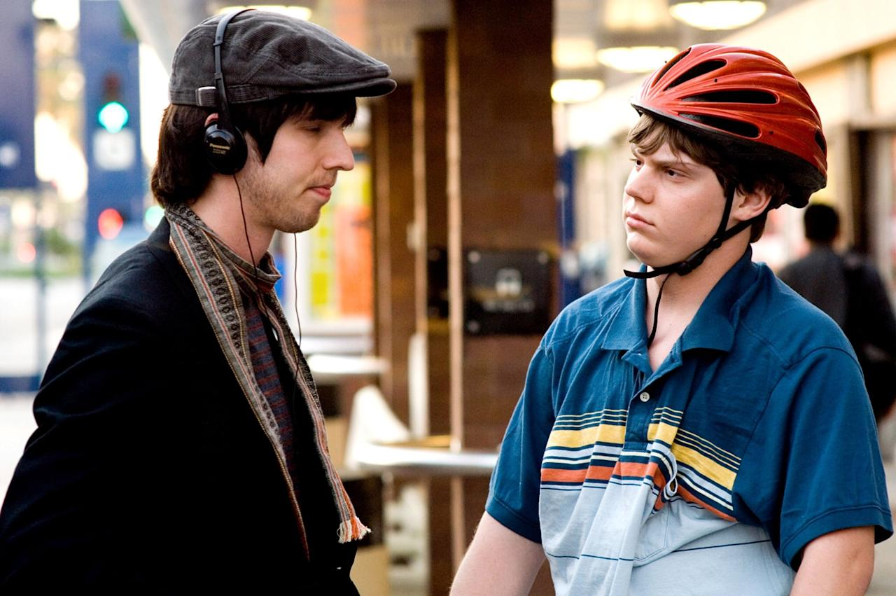 <p>He made a cameo in this 2007 comedy starring Jon Heder.</p>