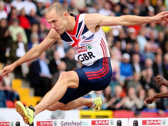 Dai Greene has undergone a change of focus and is again ready to mix it with the best in the world (Getty Images)