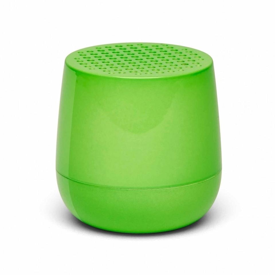 "<p>Some of the best musicians are Virgos, from Beyoncé to Freddie Mercury. Help your fave earth sign blast their music with this cute little Bluetooth speaker — after all, Virgos love small, practical things.</p> <p><strong>$30</strong> (<a href=""https://www.amazon.com/Lexon-MINO-Portable-Bluetooth-Rechargable/dp/B07C7DZBV8"" rel=""nofollow"" target=""_blank"">Shop Now</a>)</p>"