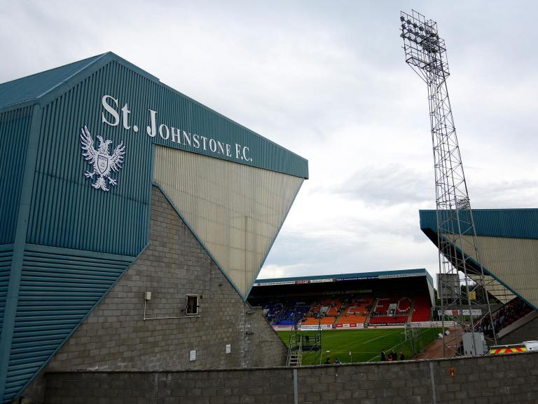 St Johnstone duo fined four weeks' wages after fighting each other on the pitch