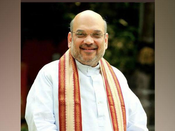 Union Home Minister Amit Shah (Image Source: Twitter)