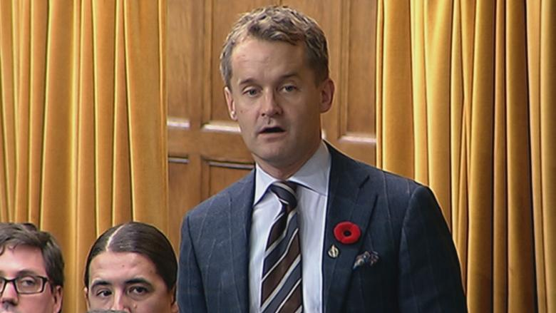 Seamus O'Regan to be named federal minister of Veterans Affairs