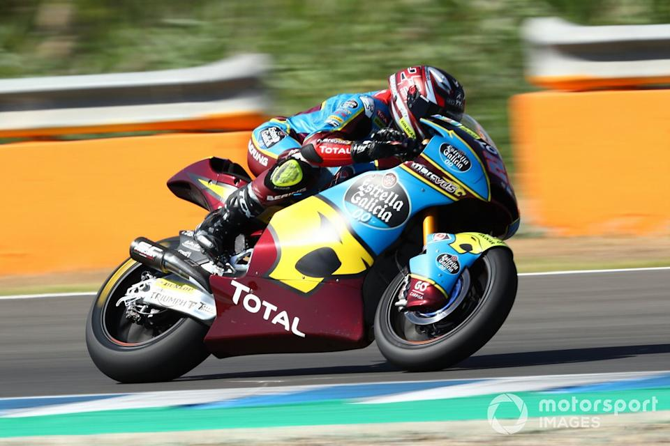 "Sam Lowes, Marc VDS Racing, Marc VDS Racing<span class=""copyright"">Gold and Goose / Motorsport Images</span>"
