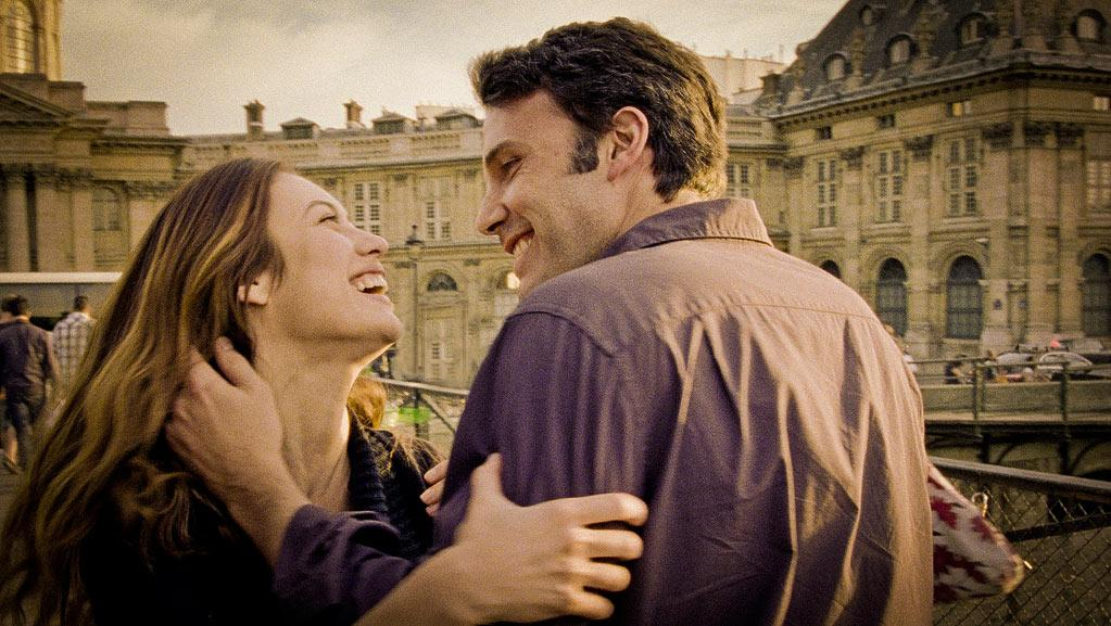 Olga Kurylenko and Ben Affleck in 'To the Wonder' - 2012