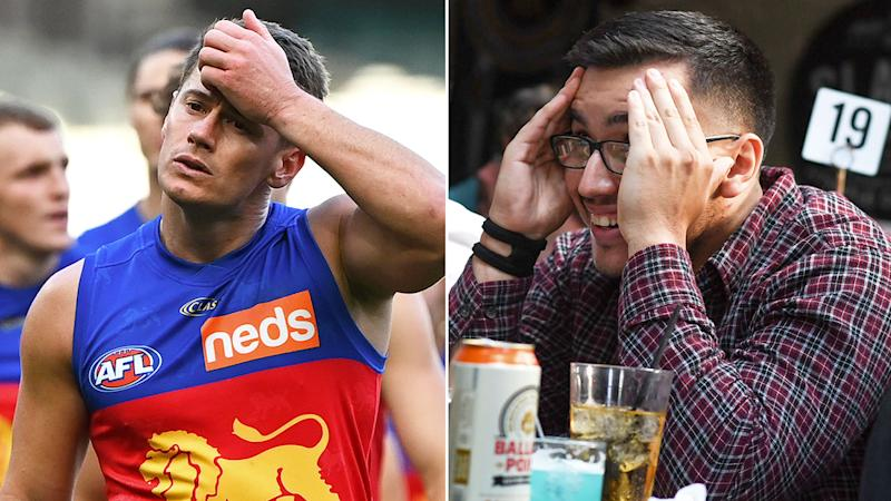 The suspensions of the Aussie footy seasons have hit fans hard.