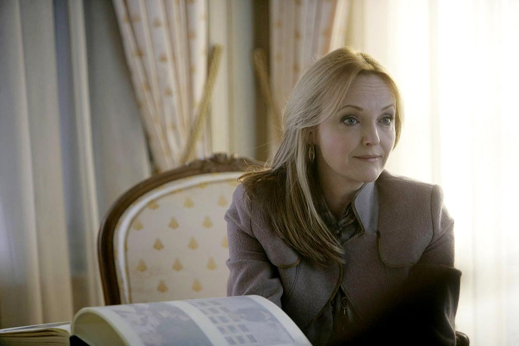 "Miranda Richardson stars as Katherine Rhumor in ""Rubicon."""