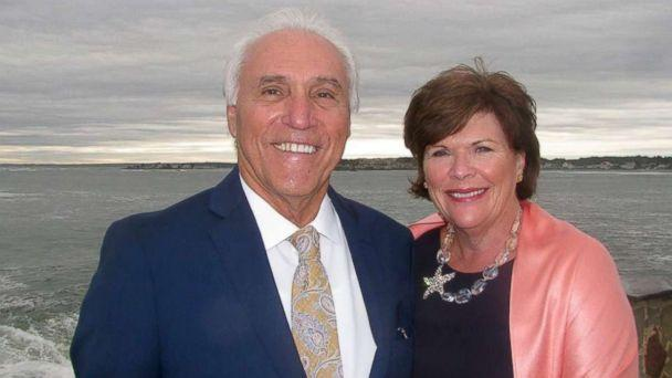 PHOTO: Jack Candini seen in an undated photo with his wife, Marian Candini. (Jack Candini)