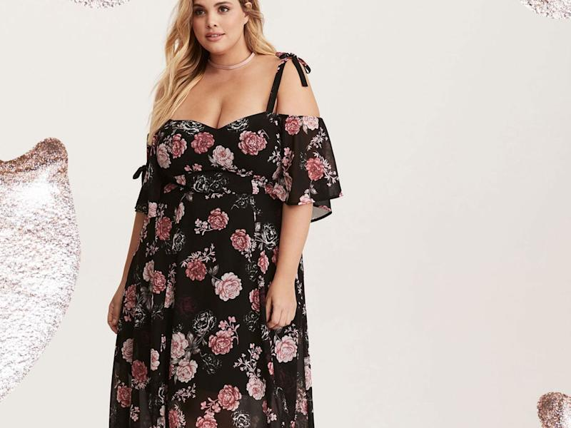 ac8285b41 Torrid Is The First Plus-Size Brand To Show At NYFW & It's About Time