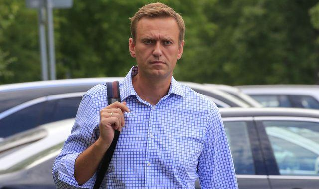 Alexei Navalny poisoning: Putin critic 'can talk again' as 'police protection stepped up'