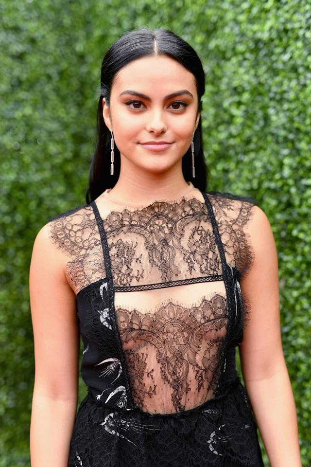 50 Pics That Prove Camila Mendes Is Just as Sexy IRL as