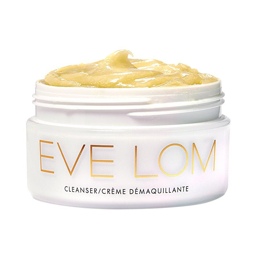 """This cult-classic balm is infused with plant oils to leave skin luminous.  <strong>Buy It!</strong> Eve Lom Cleanser, $80; <a href=""""https://click.linksynergy.com/deeplink?id=93xLBvPhAeE&mid=2417&murl=https%3A%2F%2Fwww.sephora.com%2Fproduct%2Fcleanser-P381436&u1=PEO%2C9WaystoGetYourMostRadiantSkin%2CEver%2Cjackiefields2014%2CUnc%2CGal%2C7230598%2C201912%2CI"""" target=""""_blank"""" rel=""""nofollow"""">sephora.com</a>"""