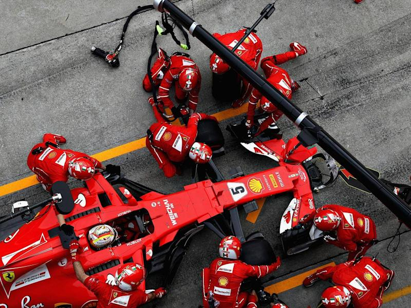 Ferrari have threatened to leave the sport (Getty)