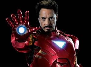 Robert Downey Jr. es Iron Man-Marvel Comics