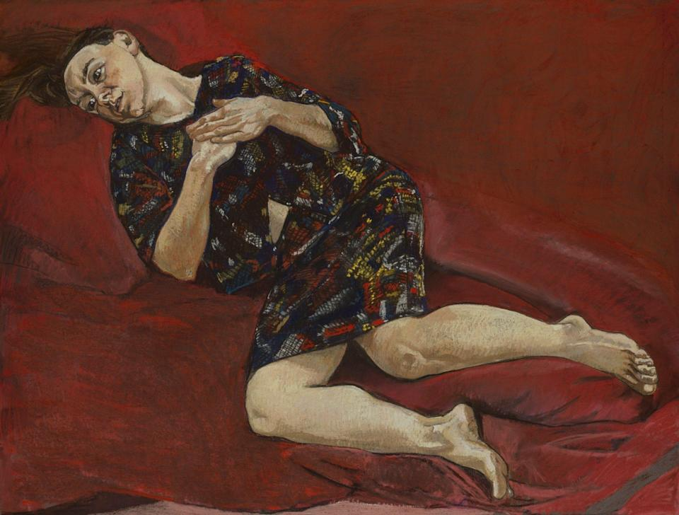 Love, 1995, by Paula Rego - Private Collection, London © Paula Rego