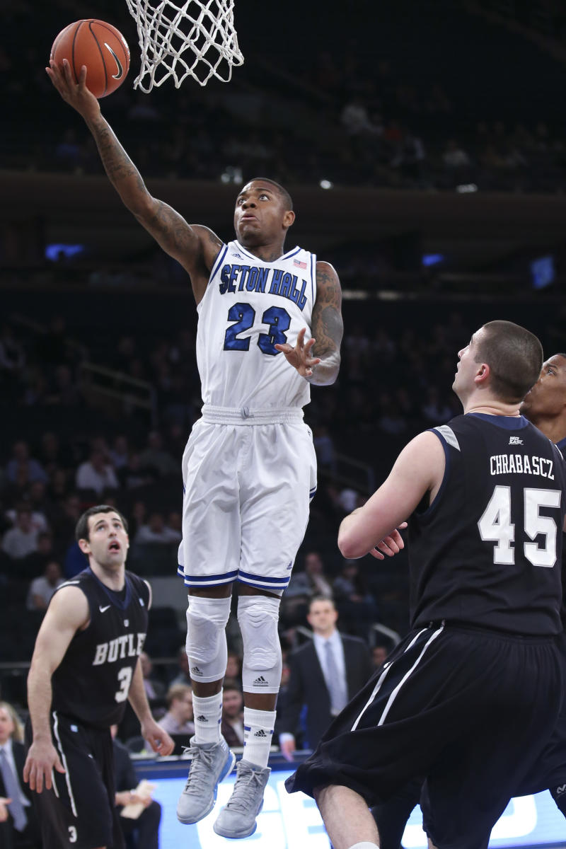 Seton Hall beats Butler 51-50 in Big East