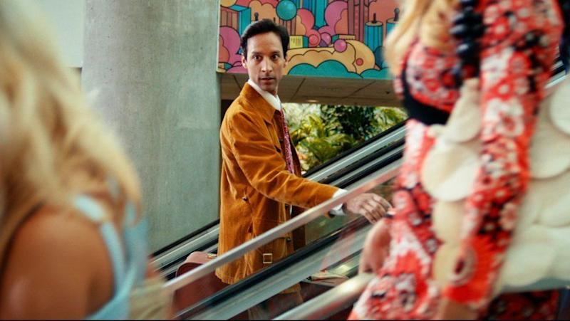 "A still from ""The Tiger Hunter,"" starring Danny Pudi."